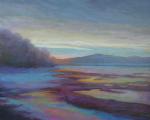 Winter Sunset on Cape Cod