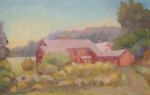 Red House at Fruitlands
