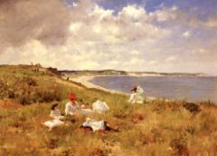 William Merritt Chase: Idle Hours (1894)
